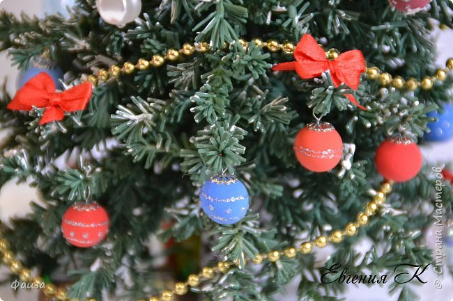 Должен же быть и у Деда Мороза такой праздник. По такому случаю споем песню)))) Все выполнено вручную. фото 2