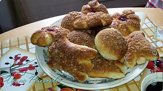 Обалденные булочки фото 1