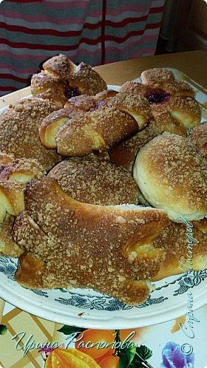 Обалденные булочки фото 2