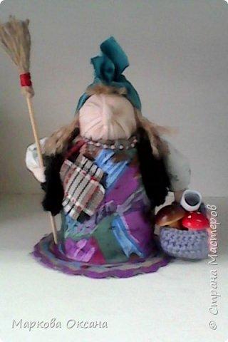 Куклы травницы,наполнены целебной травой, для для защиты дома от болезней. фото 6