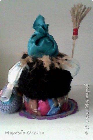 Куклы травницы,наполнены целебной травой, для для защиты дома от болезней. фото 9