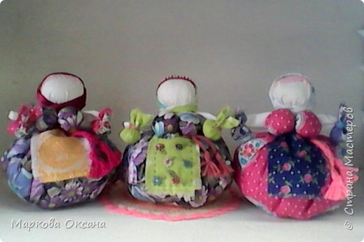 Куклы травницы,наполнены целебной травой, для для защиты дома от болезней. фото 1