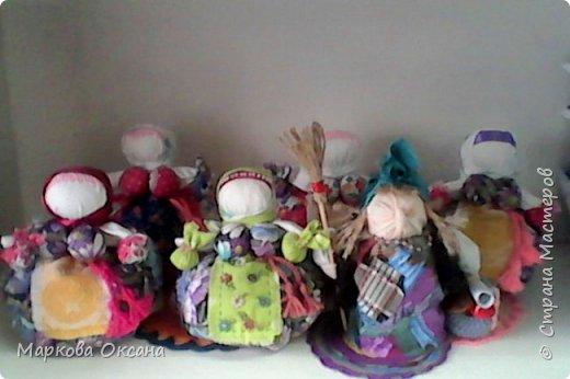 Куклы травницы,наполнены целебной травой, для для защиты дома от болезней. фото 5