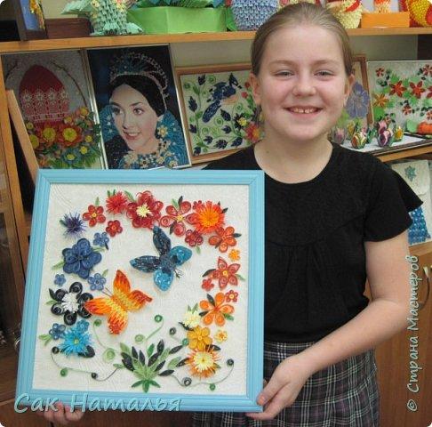 Работа Козловой Алины, 12 лет фото 3