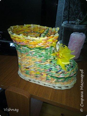 Пасхальные корзинки  фото 10