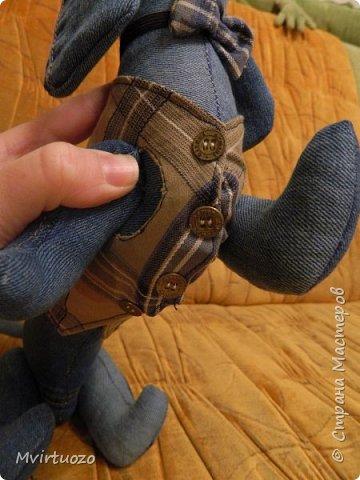 Обожаю джинс и периодически провожу его ревизию у себя и своих знакомых. Делать из него можно почти все! но я специализируюсь на игрушках и сумках. Совушки фото 8