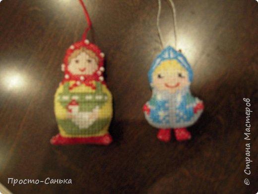 Всем привет!покажу немного своих работ.Вышитые игрушки.фото ужас ПРОСТИТЕ)))) фото 1