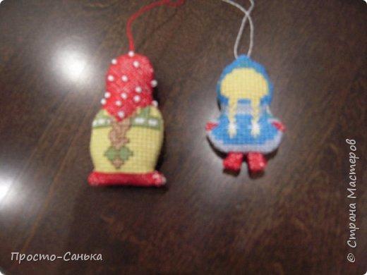 Всем привет!покажу немного своих работ.Вышитые игрушки.фото ужас ПРОСТИТЕ)))) фото 2