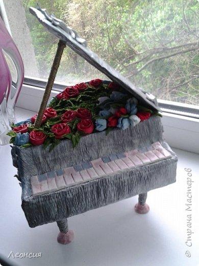 Старый рояль фото 5