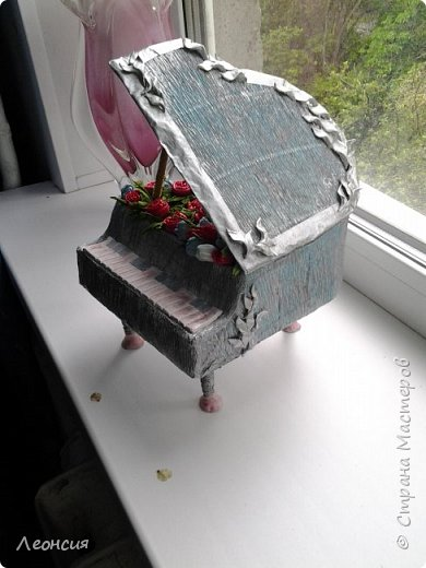 Старый рояль фото 4