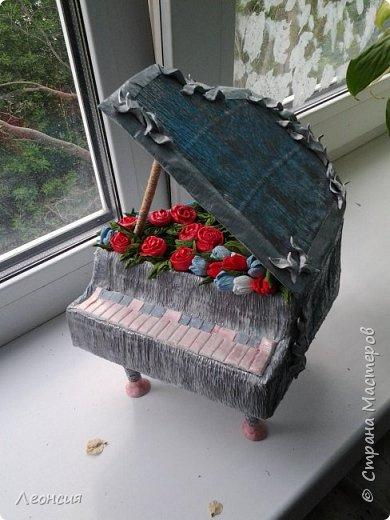 Старый рояль фото 1