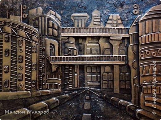 Это четыре картины выполнены на заказ для одной Московской строительной фирмы.  фото 2