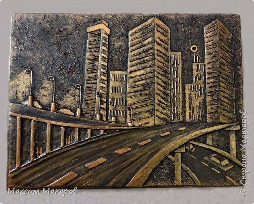 Это четыре картины выполнены на заказ для одной Московской строительной фирмы.  фото 4