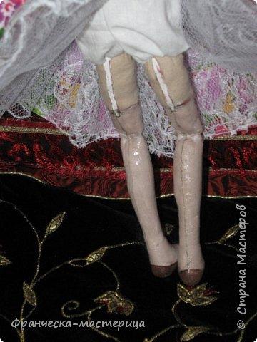Всем огромноый  ПРИВЕТ!!! Выкладываю свои новиночки. Куклы ростом в 34см, сшиты из кукольной хлопковой ткани. Набивка - синтепух. А всё остальное - фантазии.  ИТАК.... фото 6