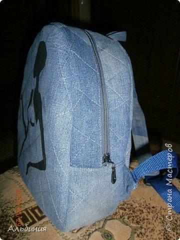 мои новые рюкзачки) фото 2