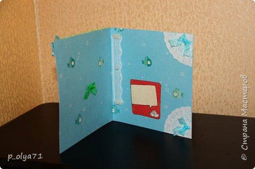 """Здравствуйте!!! Понравилось мне делать открытки,к тому же приятно,что они понравились))) Вот решила сделать ещё)) тем более,поводов предостаточно! Открыточка """"Зайка""""№1 (для старшей дочки,она просто в восторге была от первых моих открыток      http://stranamasterov.ru/node/1098547       )))) фото 15"""