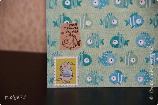 """Здравствуйте!!! Понравилось мне делать открытки,к тому же приятно,что они понравились))) Вот решила сделать ещё)) тем более,поводов предостаточно! Открыточка """"Зайка""""№1 (для старшей дочки,она просто в восторге была от первых моих открыток      http://stranamasterov.ru/node/1098547       )))) фото 17"""