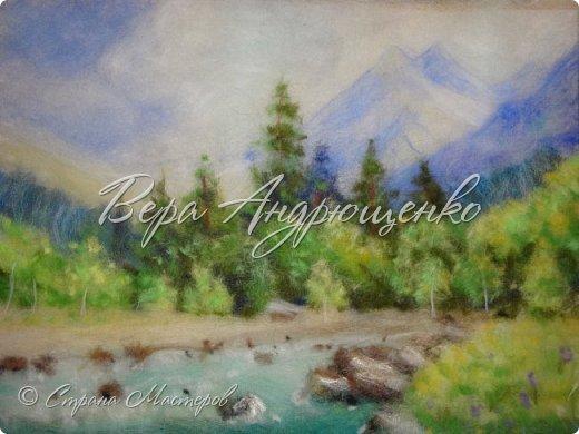 Природа Кыргызстана.