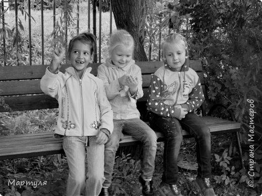 Стенгазета была сделана в виде старой фотопленки...это начало  фото 6