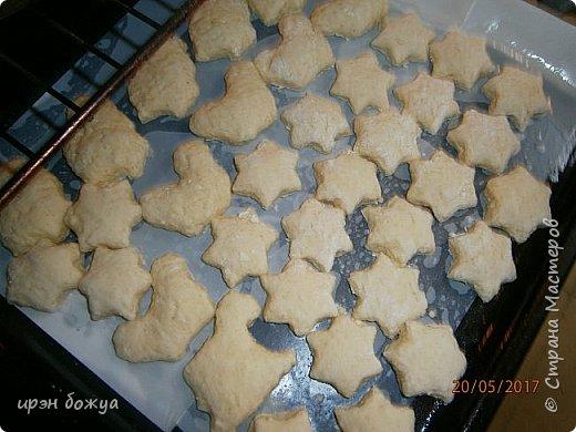 Сегодня я к вам с печеньем. Почему эксперимент,потому,что готовить будем из готовой смеси. фото 3