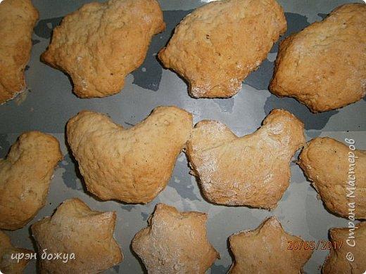 Сегодня я к вам с печеньем. Почему эксперимент,потому,что готовить будем из готовой смеси. фото 6