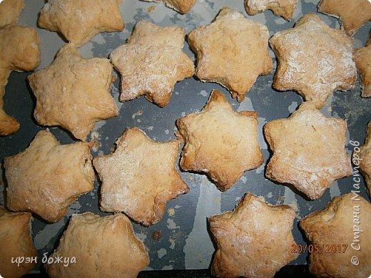 Сегодня я к вам с печеньем. Почему эксперимент,потому,что готовить будем из готовой смеси. фото 7