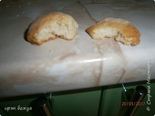 Сегодня я к вам с печеньем. Почему эксперимент,потому,что готовить будем из готовой смеси. фото 8