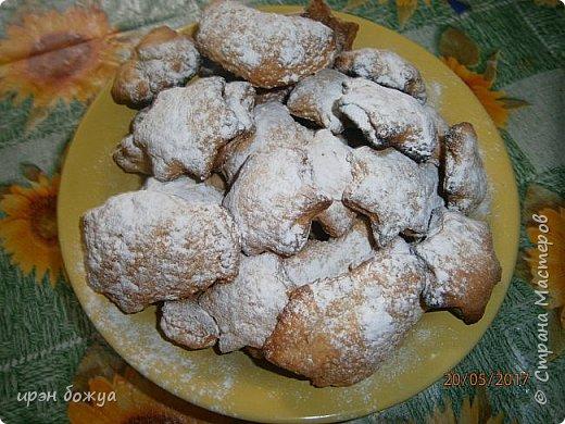Сегодня я к вам с печеньем. Почему эксперимент,потому,что готовить будем из готовой смеси. фото 9