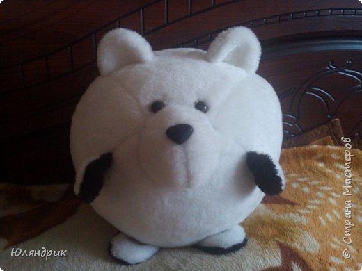 Игрушка Белый Мишка фото 1