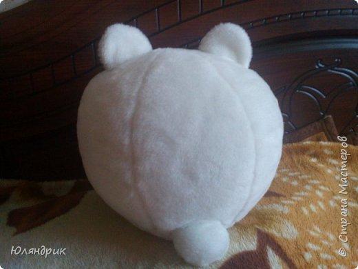 Игрушка Белый Мишка фото 2