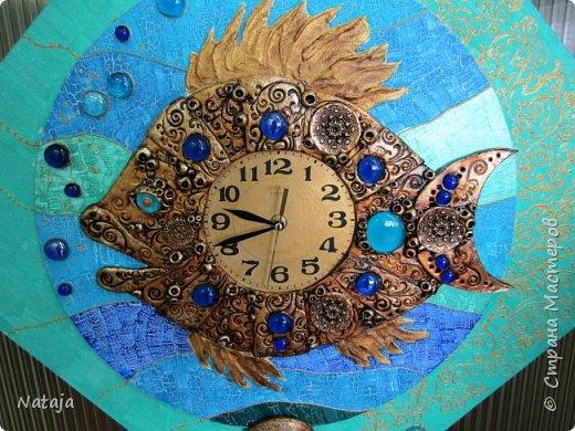 Часы по МК Натальи Полех. фото 1