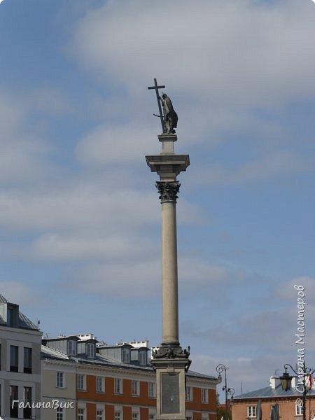Путешествовать по Польше мы начали в южном направлении: Варшава, Ченстохова, Краков, Величка. фото 9