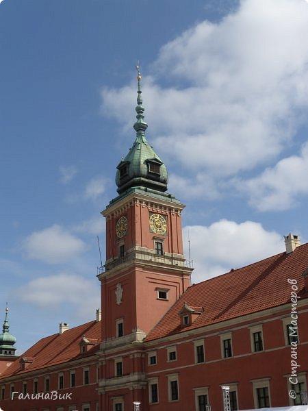 Путешествовать по Польше мы начали в южном направлении: Варшава, Ченстохова, Краков, Величка. фото 8