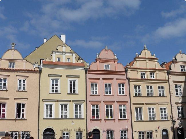 Путешествовать по Польше мы начали в южном направлении: Варшава, Ченстохова, Краков, Величка. фото 19