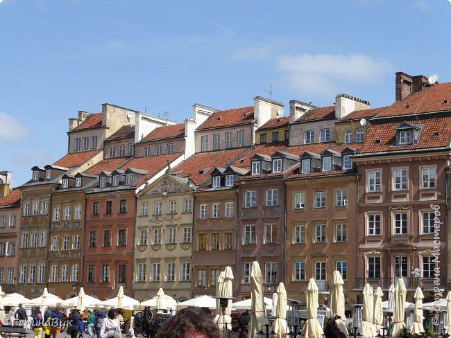 Путешествовать по Польше мы начали в южном направлении: Варшава, Ченстохова, Краков, Величка. фото 23