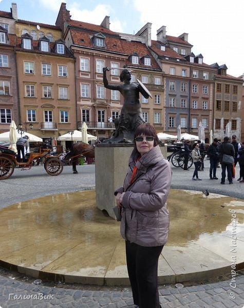 Путешествовать по Польше мы начали в южном направлении: Варшава, Ченстохова, Краков, Величка. фото 24