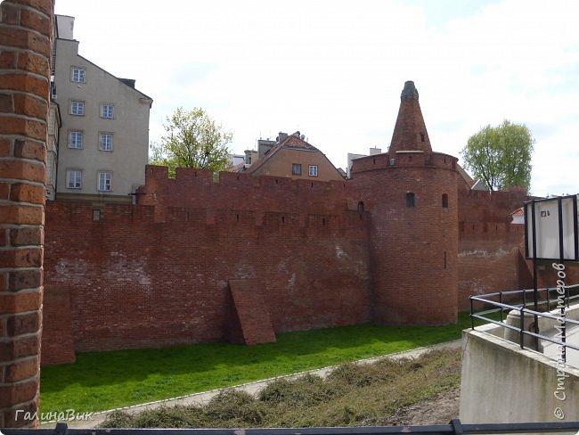 Путешествовать по Польше мы начали в южном направлении: Варшава, Ченстохова, Краков, Величка. фото 27