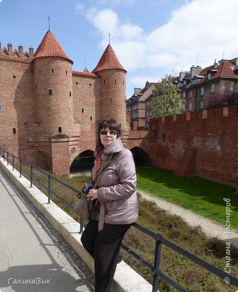 Путешествовать по Польше мы начали в южном направлении: Варшава, Ченстохова, Краков, Величка. фото 28