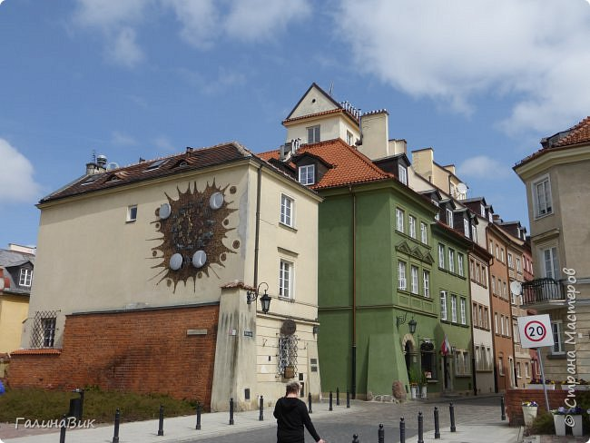 Путешествовать по Польше мы начали в южном направлении: Варшава, Ченстохова, Краков, Величка. фото 31