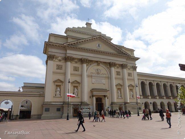 Путешествовать по Польше мы начали в южном направлении: Варшава, Ченстохова, Краков, Величка. фото 33