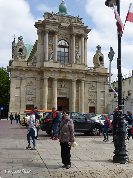Путешествовать по Польше мы начали в южном направлении: Варшава, Ченстохова, Краков, Величка. фото 34