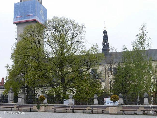 Путешествовать по Польше мы начали в южном направлении: Варшава, Ченстохова, Краков, Величка. фото 38