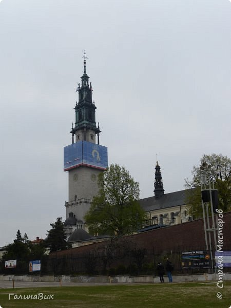 Путешествовать по Польше мы начали в южном направлении: Варшава, Ченстохова, Краков, Величка. фото 37