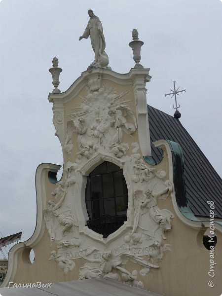 Путешествовать по Польше мы начали в южном направлении: Варшава, Ченстохова, Краков, Величка. фото 43