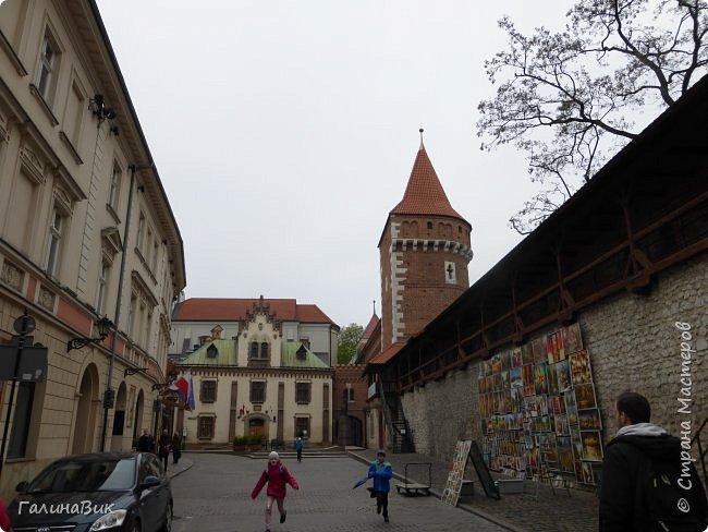 Путешествовать по Польше мы начали в южном направлении: Варшава, Ченстохова, Краков, Величка. фото 57