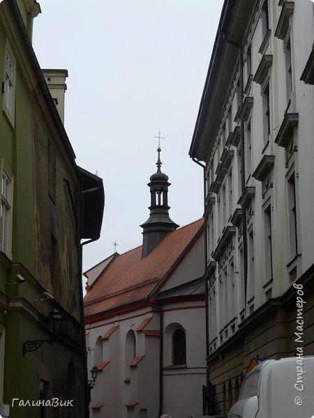 Путешествовать по Польше мы начали в южном направлении: Варшава, Ченстохова, Краков, Величка. фото 65