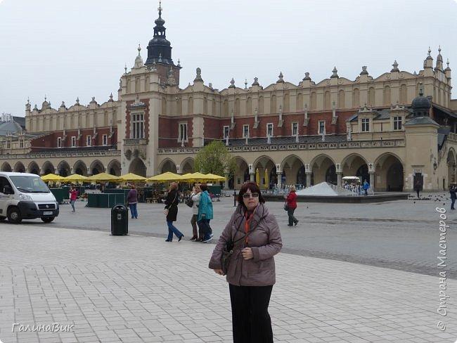 Путешествовать по Польше мы начали в южном направлении: Варшава, Ченстохова, Краков, Величка. фото 66