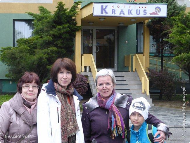 Путешествовать по Польше мы начали в южном направлении: Варшава, Ченстохова, Краков, Величка. фото 49
