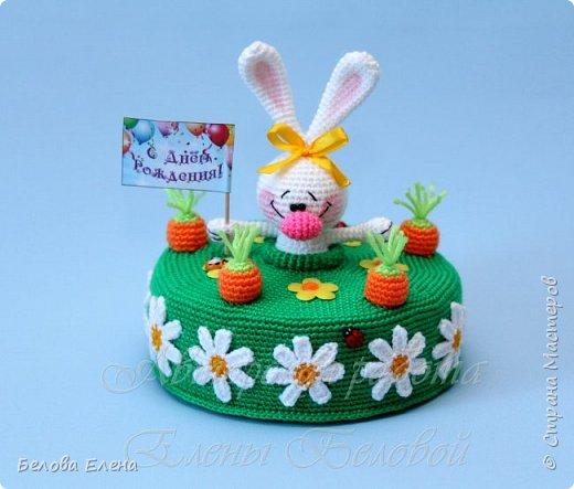Поздравительный тортик фото 1