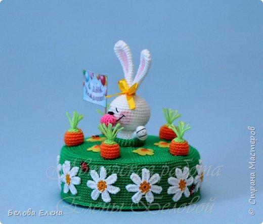 Поздравительный тортик фото 2